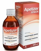 Apetizer senior syrop 100 ml