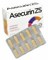 Asecurin ZS x 30 kaps