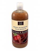 Fresh Juice kremowy żel pod prysznic Chocolate&Strawberry 500 ml
