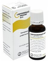Limfodrenaż - Pascoe Basic krople 20 ml