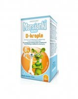 Marsjanki mini D-krople doustne 10 ml