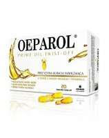 Oeparol prime oil twist-off x 20 kaps