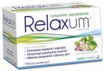Relaxum X 150 Tabl Powl Apteka Internetowa Tanie Leczenie