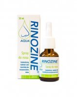 Rinozine AQUA spray do nosa 30 ml