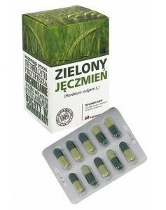 młody zielony jęczmień az medica