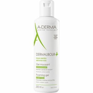 A-derma dermalibour+ żel do mycia 250 ml