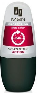 AA men protection anti-perspirant non-stop ACTION  50 ml
