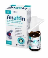 Anaftin spray na afty 15 ml