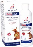 Atoperal Baby Plus emulsja do kąpieli 400 ml