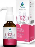 Avitale Witamina K2 30 ml