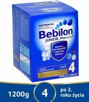 Bebilon junior 4 z pronutra+ 1200 g