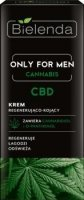 Bielenda Only for Men Cannabis krem regenerująco - kojący 50 ml