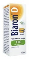 Bioaron d spray 1000 j.m.10 ml