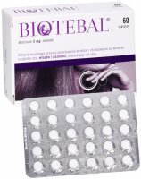 Biotebal 5 mg x 60 tabl