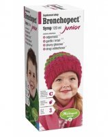 Bronchopect junior syrop 120 ml