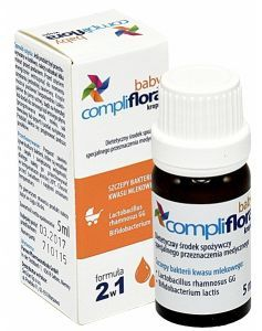 Compliflora baby krople 5 ml