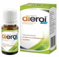 Dierol krople 8 ml