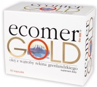 Ecomer GOLD 500 mg x 60 kaps (KRÓTKA DATA)