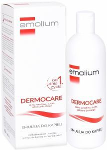 Emolium Dermocare emulsja do kąpieli 400 ml