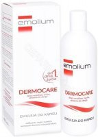 Emolium Dermocare emulsja do kąpieli 750 ml