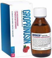 Groprinosin  50 mg/ml syrop 150 ml