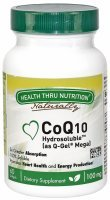 Health Thru Nutrition CoQ10  Q-Gel x 60 kaps