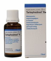 Heel tartephedreel n krople 30 ml