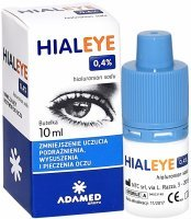 Hialeye 0,4% krople do oczu 10 ml