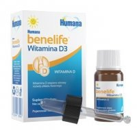 Humana benelife Witamina D3 5 ml