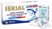 Iskial Junior x 30 kaps do żucia