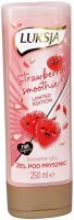 Luksja kremowy żel pod prysznic Strawberry Smoothie 250 ml