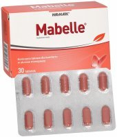 Mabelle x 30 tabl