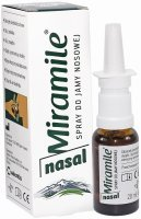 Miramile nasal spray do nosa 20 ml