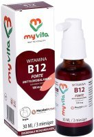MyVita Witamina B12 forte 30 ml