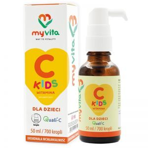 MyVita Witamina C kids 700 kropli 50 ml