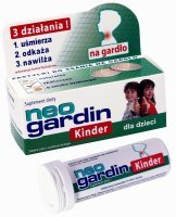 Neogardin kinder x 10 tabl do ssania