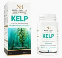 Noble Health Kelp x 45 kaps