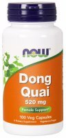 NOW Foods Dong Quai 520 mg x 100 kaps