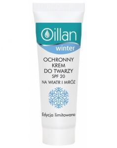 Oillan Winter ochronny krem do twarzy spf20 50 ml