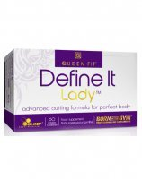 Olimp Queen Fit Define It Lady x 60 tabl