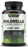 Pharmovit Chlorella Dark-Green x 500 tabl
