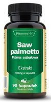 Pharmovit Saw palmetto x 90 kaps