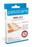 Plastry pasocare mix plus x 20 szt