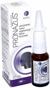 Pronazus aerozol 20 ml