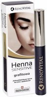 RenoVital Sensitive henna do brwi grafitowa 6 g