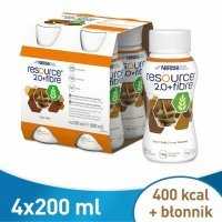 Resource 2.0 fibre kawa 4 x 200 ml