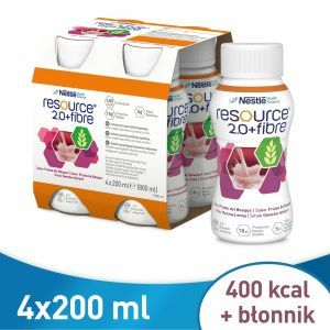 Resource 2.0 fibre owoce leśne 4 x 200 ml