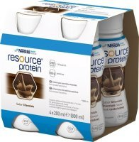 Resource protein czekolada 4 x 200 ml