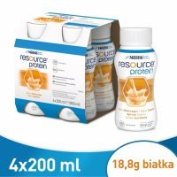 Resource protein morelowy 4 x 200 ml