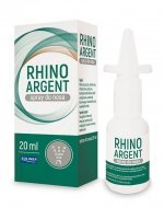 Rhinoargent spray do nosa 20 ml